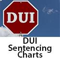Dui Sentencing Chart And Juvenile Effective 01 2019