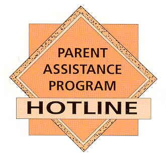 Parent Assistance Hotline