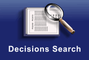 Decisions Search