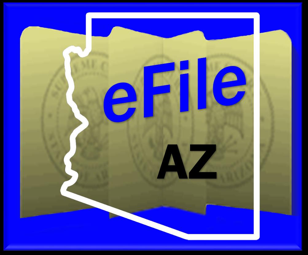 eFiling Information in Arizona